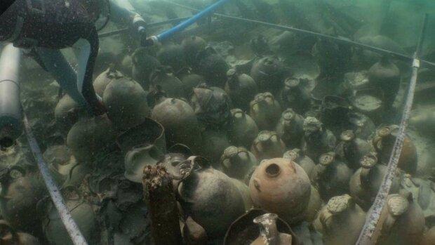 На морському дні відшукали римські запаси кетчупу: зберігалися 2 тисячі років