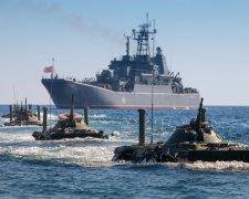 агресія Росії в Азовському морі