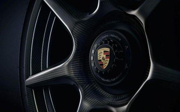 Porsche заново створила колесо