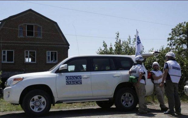 """Это все Украина: боевики оперативно """"отмазались"""" от инцидента с ОБСЕ"""
