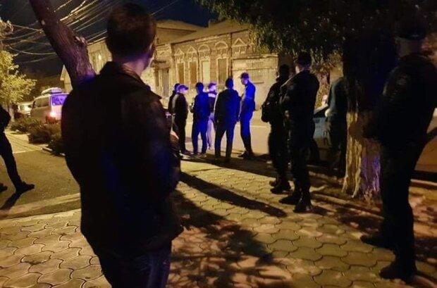напад у Маріуполі, фото з Facebook