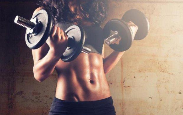 Кидай гантелі: з цією дієтою можна забути про втому
