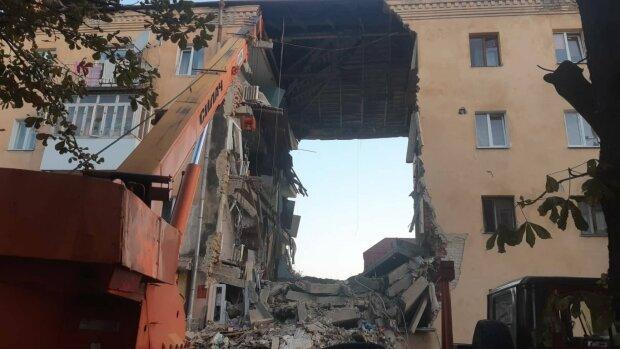 Вручили дырку от бублика: жертвы обвала дома в Дрогобича остались ни с чем