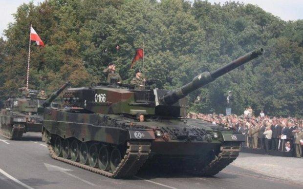 Польша готовится к агрессии Путина