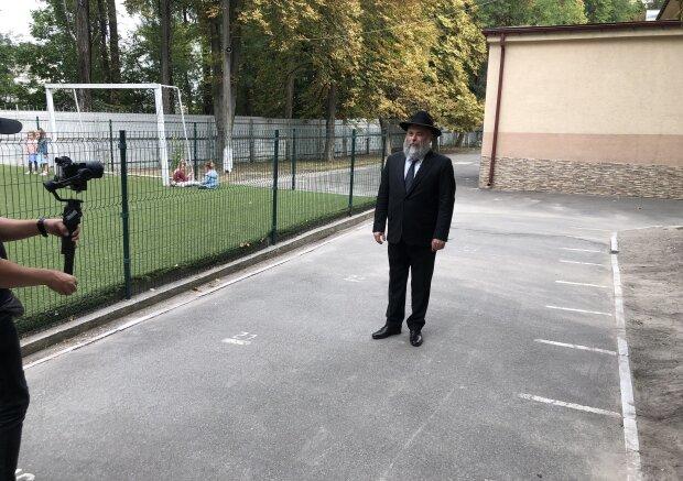 Главный раввин Киева Маркович рассказал евреям Америки о жизни украинской общины