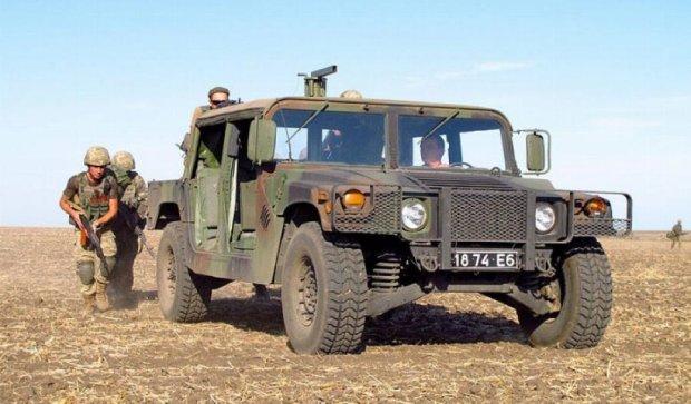 Під Маріуполем пройшли навчання української морської піхоти (фото)