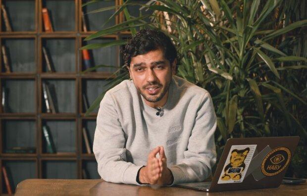 Гео Лерос, кадр з відео