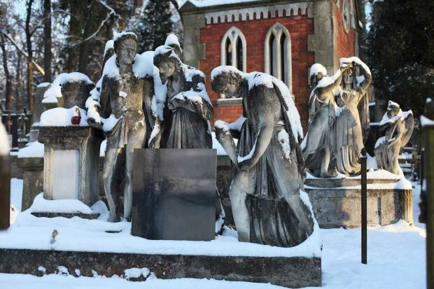 Личаківський цвинтар у Львові, фото: То є Львів