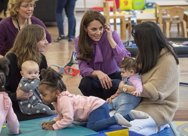 Кейт Міддлтон не змогла завагітніти і присвятила себе чужим дітям: сяє поруч з ними