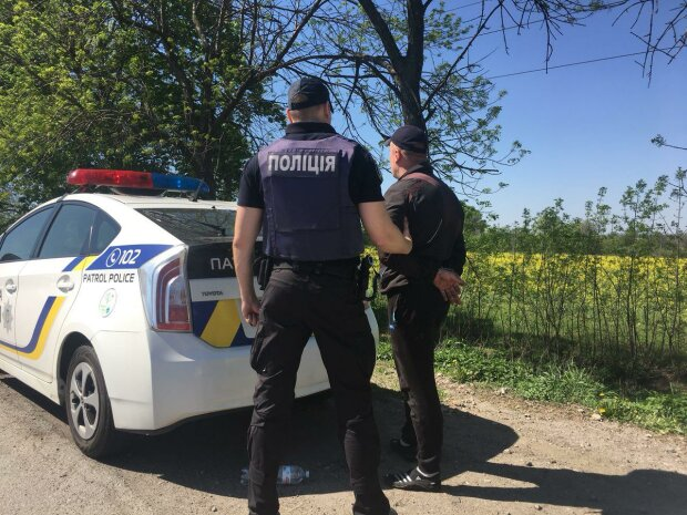 Полиция Днепра, фото: Украинские новости