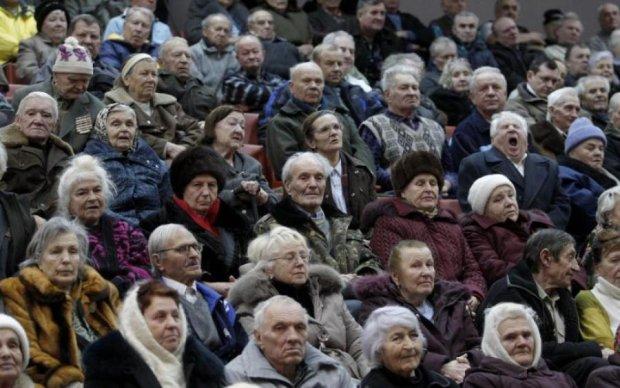 Пенсійна реформа засмутить працюючих українців