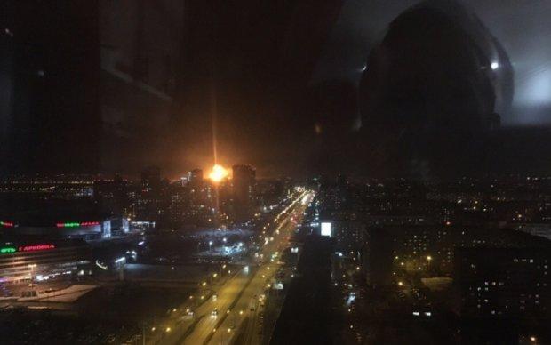 Диверсия укропов: соцсети мометально отреагировали на пожар в Казани