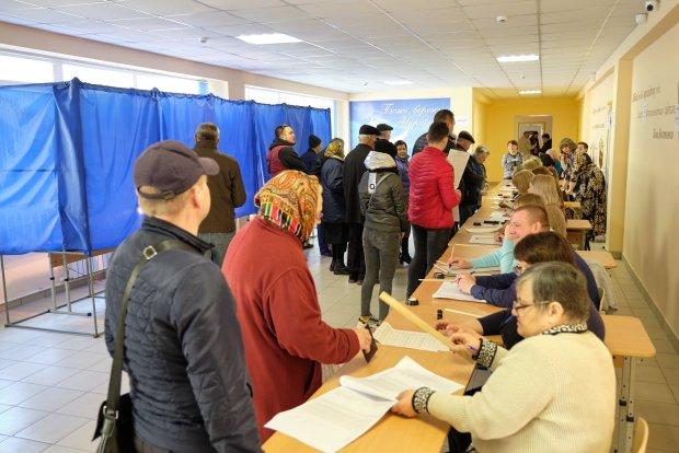 Вибори в Україні 2019: в яких областях голосують найактивніше