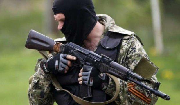 Боевик «ЛНР» сдался украинским военным