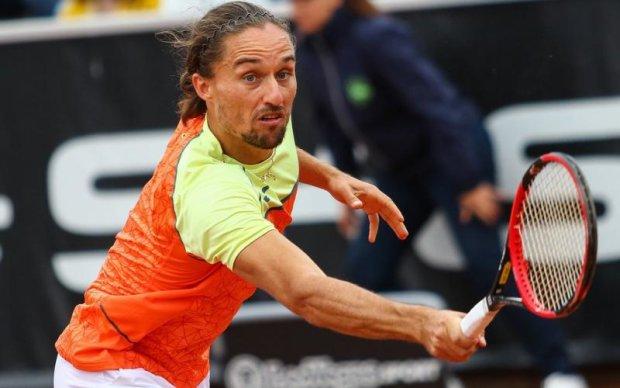 Украинский теннисист обыграл россиянина на пути в полуфинал турнира