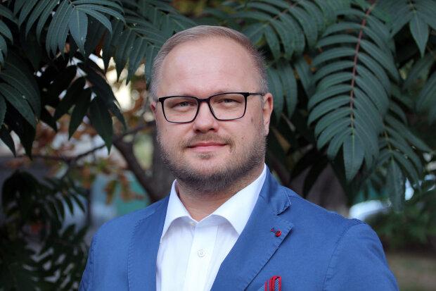 Юрий Полюхович, фото с сайта МОН