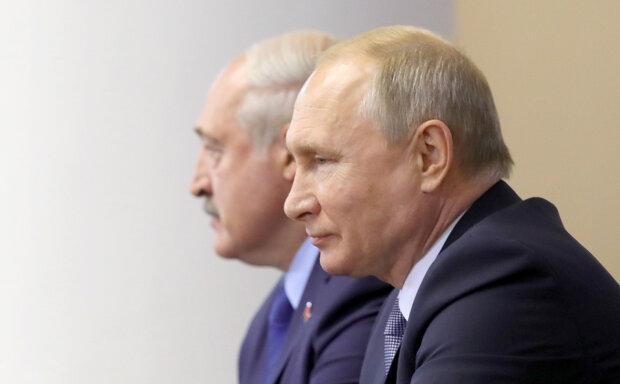 """Путін і Лукашенко домовилися про новий """"Союз"""", зібралися об'єднувати все: що задумали пристаркуваті лідери"""