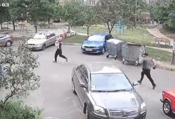 викрадення, скріншот з відео