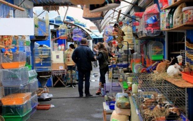 Ринок на Куренівці, скріншот: YouTube