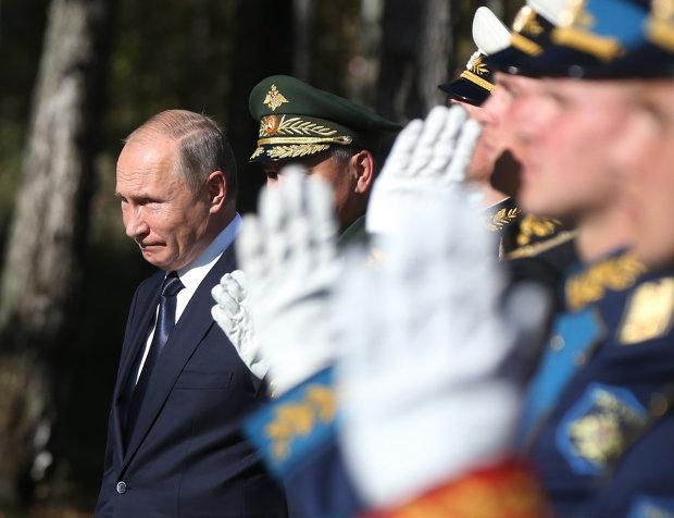 Агрессия в Азовском море: Путин впервые прокомментировал свое военное преступление