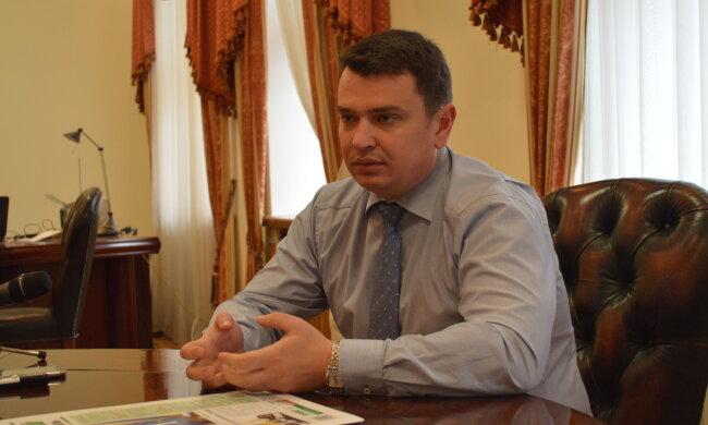 Артем Ситник. Фото з сайту Центр новин