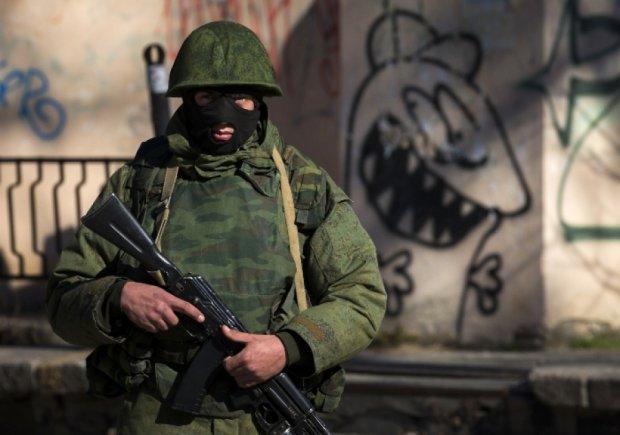 Затримано першого військового-зрадника з Криму
