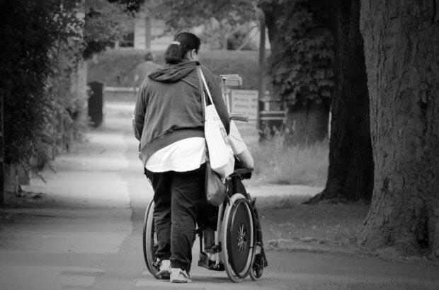 человек с инвалидностью, фото pxhere