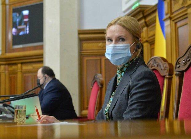 Верховная Рада, Елена Кондратюк-фото ВРУ