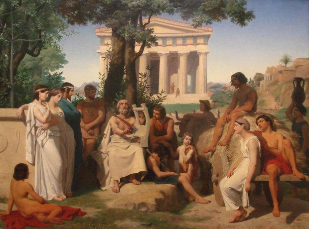 """Грязные женщины и """"пчих"""" вместо контрацепции: странные факты из жизни древних греков"""