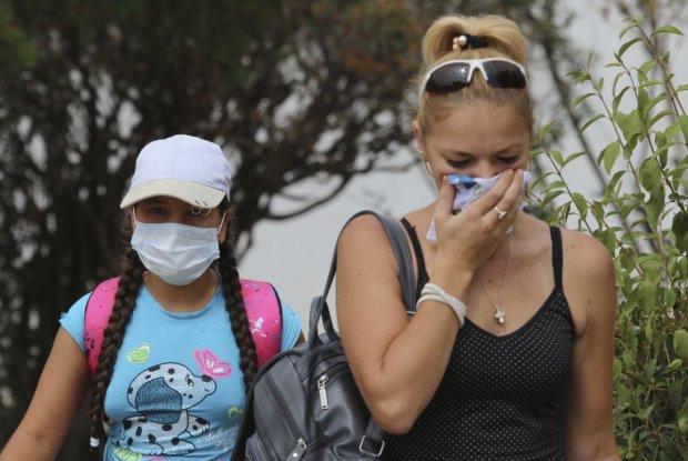 Крым накрыло химическое облако, животные умирают в страшных муках, люди в панике