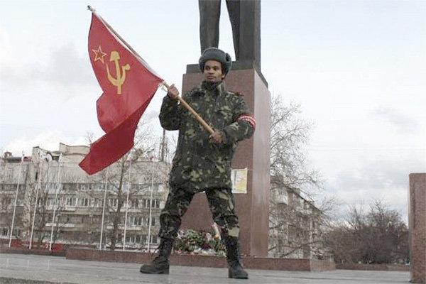 Путин бросил Черного Ленина