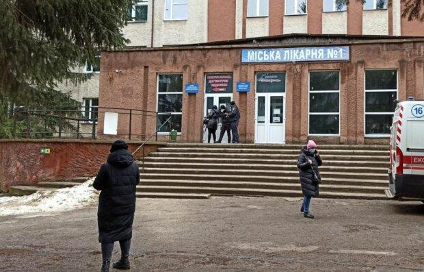Лікарня у Чернівцях, фото: unian