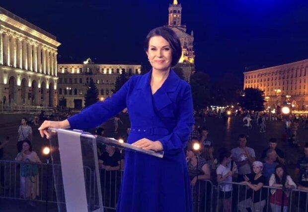 Телеведущая Алла Мазур осталась без части волос, специалист постарался