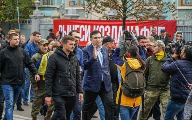 Это просто безобразие: Саакашвили рассказал, что с ним хотят сделать