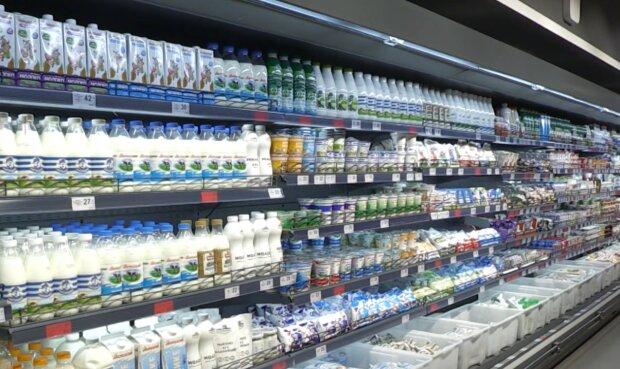 Молочні продукти, скріншот: YouTube