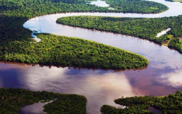 Нетрі Амазонки виявилися житлом невідомої цивілізації