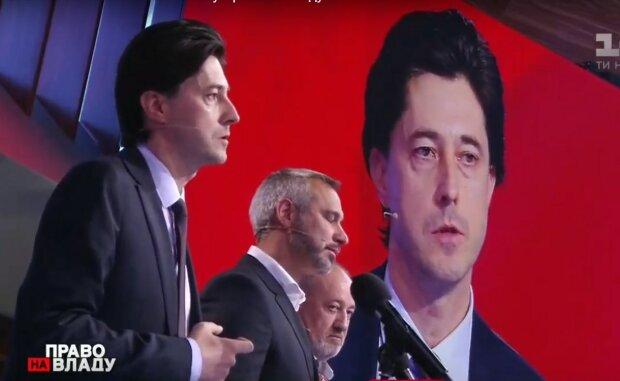 """Виталий Касько в эфире программы """"Право на власть"""""""