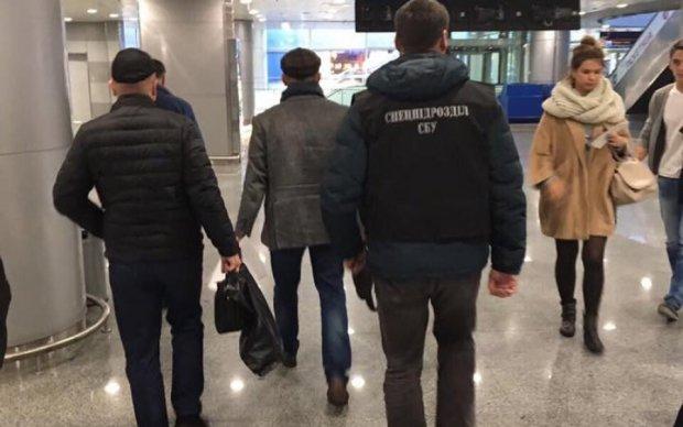 Зам гендиректора Одесского НПЗ попал в руки СБУ