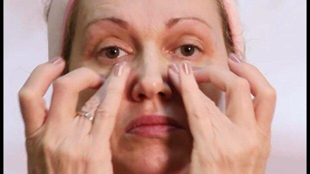 уход за кожей, скриншот YouTube