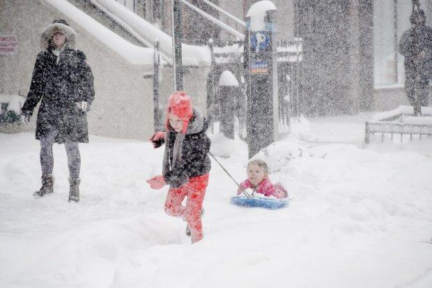 Погода на Новый год в Украине: синоптики разочаровали мерзким прогнозом