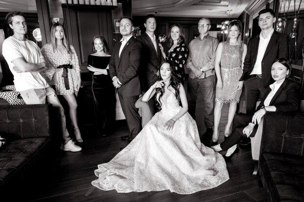 Фото со свадьбы Sonya Kay и Олега Петрова, фото из личного архива певицы