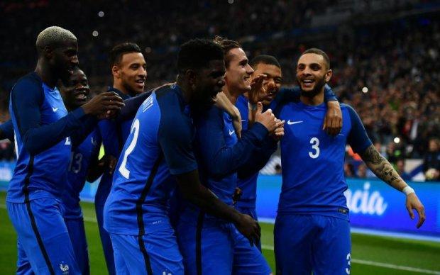 Швеція - Франція: Прогноз і ставки букмекерів на матч