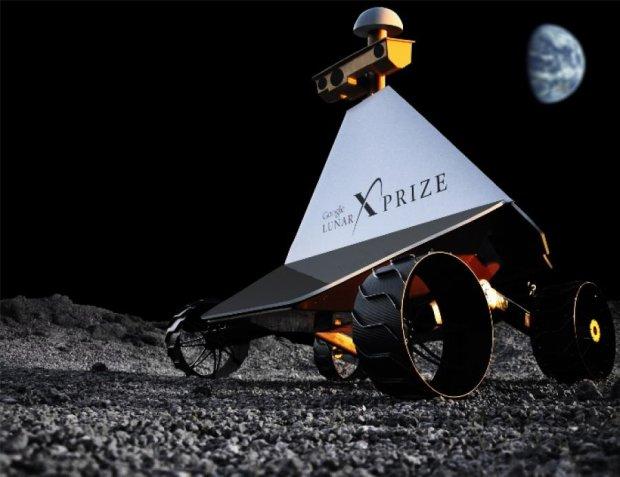 Американці та японці влаштують перегони на Місяці