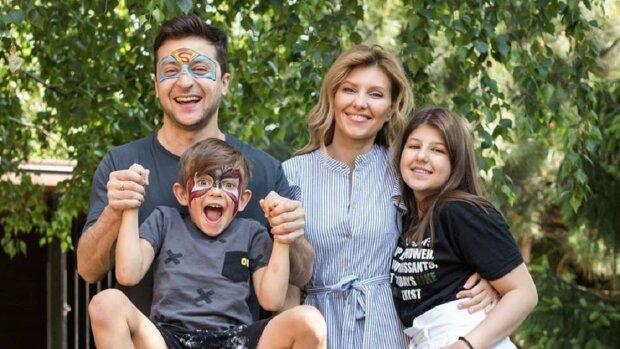 Скромная дочь Зеленского веселится в элитной школе: эксклюзивные фото девочки попали в сеть