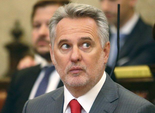 Дмитрий Фирташ: выйти сухим из игры