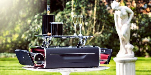 Rolls Royce Champagne Chest