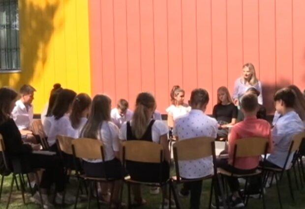 Школи під час карантину, скріншот: YouTube