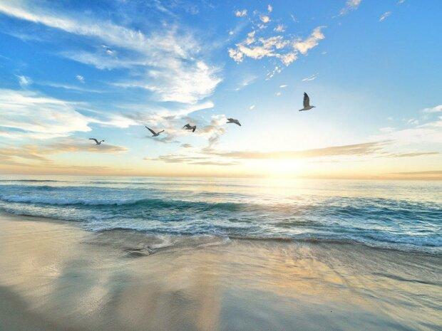 океан, ілюстративне фото з вільних джерел