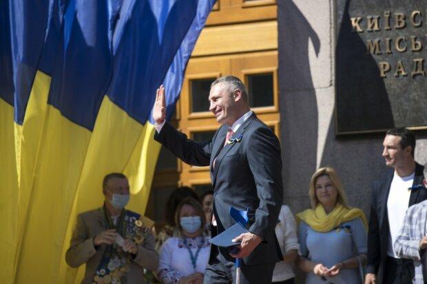"""Кличко планирует потратить 92 млн гривен на подкуп избирателей под личиной программы """"Забота"""", - блогер"""