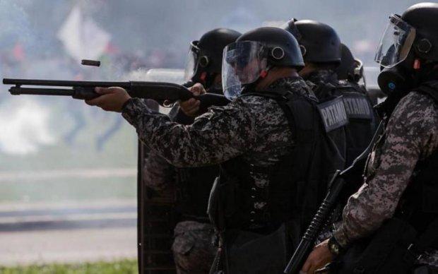 Бразильский майдан: местный Янукович натравил войска на свой народ